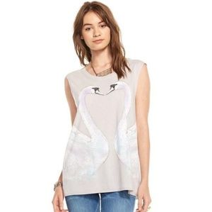 Chaser Graphic Swan Tank